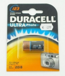 DURACELL LITHIUM ULTRA DL-CR2
