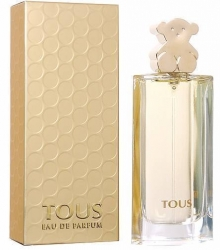 TOUS BY TOUS GOLD EDP 50ML